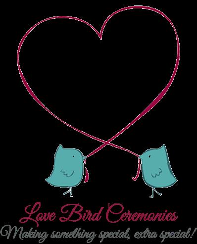 Love Bird Ceremonies