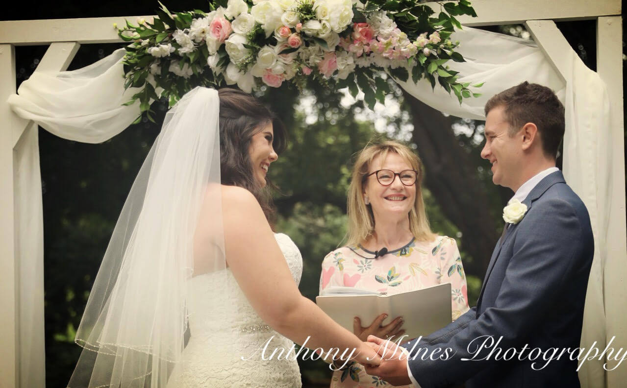 Blog Best wEdding Celebrant Photo 2 - Love Bird Ceremonies, Harold Boas Gardens, West Perth