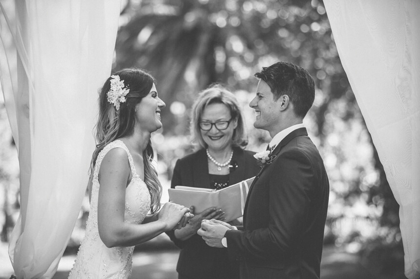 Blog Best wEdding Celebrant Photo 3 - Love Bird Ceremonies, Lamont's Bishops House, Perth