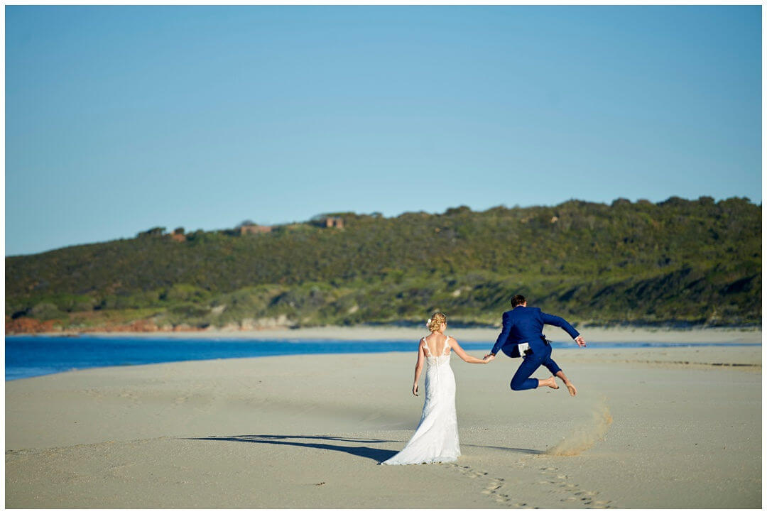Blog Best wEdding Celebrant last Photo - Love Bird Ceremonies, Bunker Bay Beach, Dunsborough
