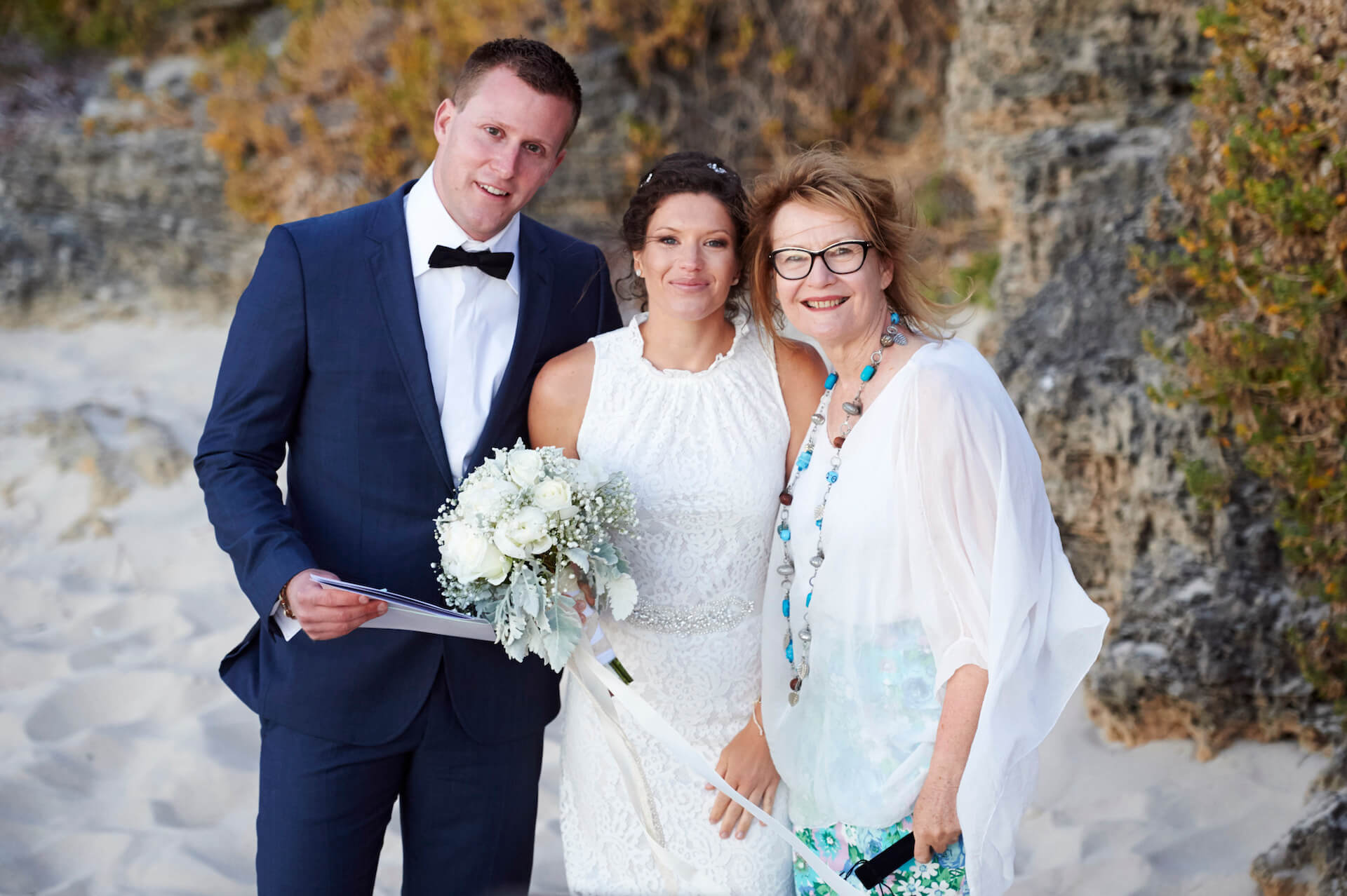 Blog Best wEdding Celebrant spare Photo - Love Bird Ceremonies, Cottesloe Beach, Perth