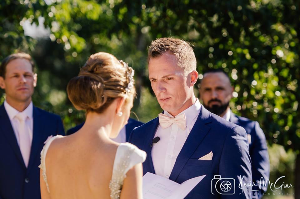 Kevin McGinn Photographer, Love Bird Ceremonies Marriage Celebrant Perth