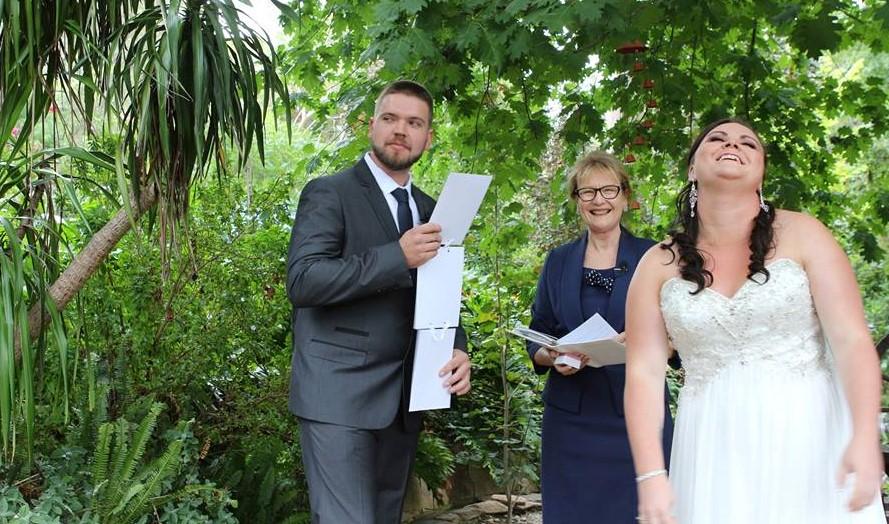 Sidewayz, Love Bird Ceremonies Marriage Celebrant Perth